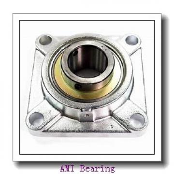 AMI UGCJTZ206  Flange Block Bearings