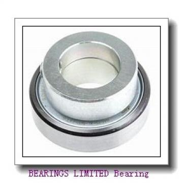 BEARINGS LIMITED 1607 ZZ PRX/Q Bearings