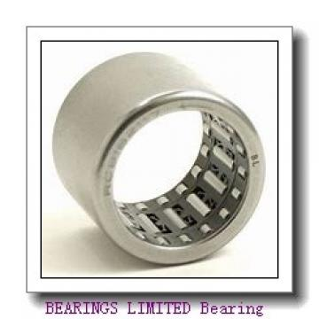 BEARINGS LIMITED 25877/20 Bearings