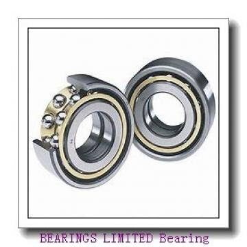 BEARINGS LIMITED 6204 ZZNR/C3 PRX Bearings