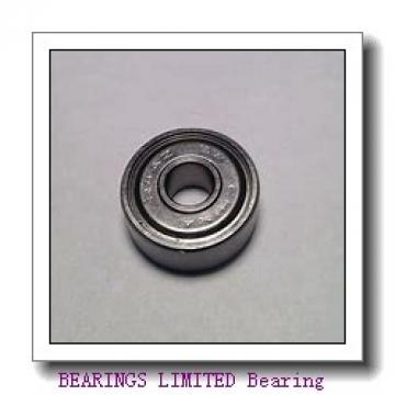 BEARINGS LIMITED SAPF201-8MM Bearings