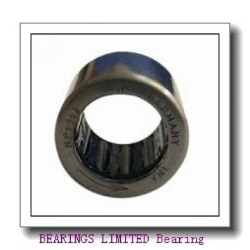 BEARINGS LIMITED 1620 ZZ PRX Bearings